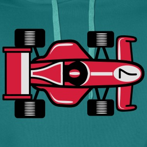 Racing Car Toy Boys T-Shirts - Men's Premium Hoodie