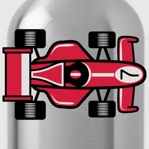 Racing Car Toy Boys T-Shirts - Water Bottle