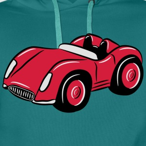 Racing Car Toy T-shirts - Mannen Premium hoodie