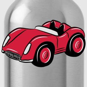 Racing Car Toy T-Shirts - Water Bottle