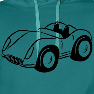 Racing Car Toy T-Shirts - Men's Premium Hoodie
