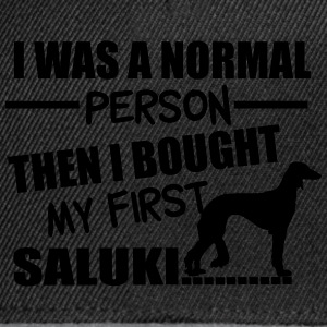 Normal Person - Saluki Topy - Czapka typu snapback