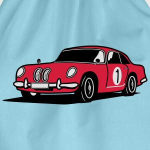 Racing Car Sport Kapplöpning T-shirts - Gymnastikpåse