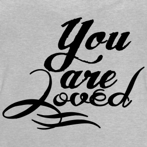 You are loved Langærmede shirts - Baby T-shirt