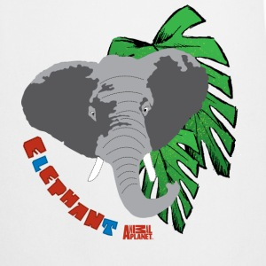 Animal Planet T-shirt tonåring elefant - Förkläde