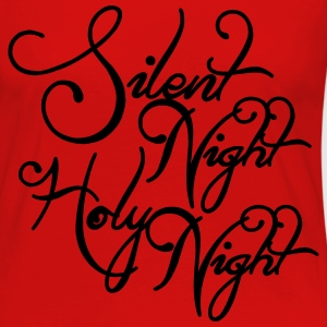 Silent night holy night Shirts - Women's Premium Longsleeve Shirt