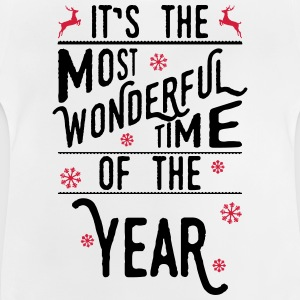 It's the most wonderful time of the year T-shirts - Baby-T-shirt