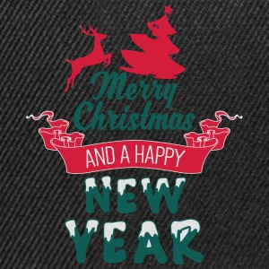 Merry Christmas and a Happy new Year T-shirts - Snapbackkeps