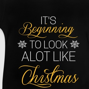 It's beginning to look alot like chistmas T-shirts - Baby-T-shirt