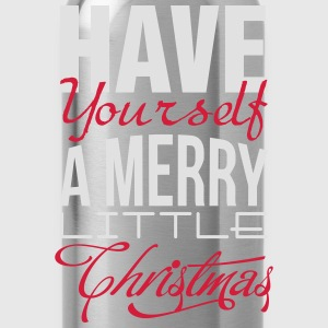 Have yourself a merry little christmas T-shirts - Vattenflaska