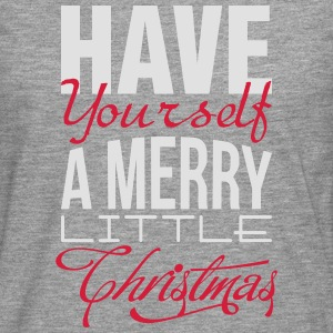 Have yourself a merry little christmas T-skjorter - Premium langermet T-skjorte for menn