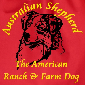 The Ranch Dog - Turnbeutel