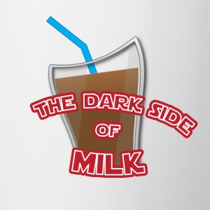 dark side of milk Magliette - Tazza