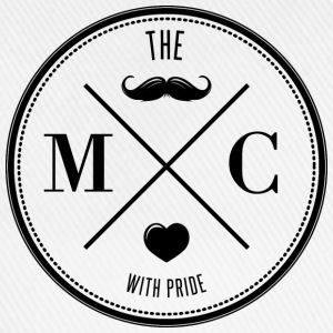 The Movember Moustache Club with pride DD T-Shirts - Baseball Cap