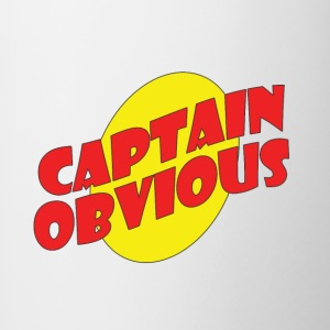 Capitan-Obvious-png - Tazze bicolor