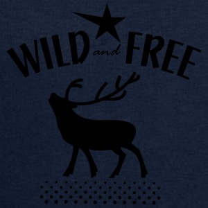 wild and free Other - Men's Sweatshirt by Stanley & Stella