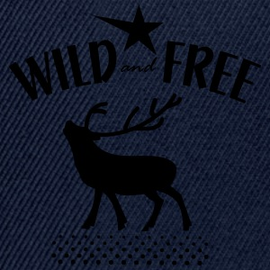 wild and free Annet - Snapback-caps