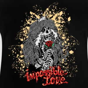 Impossible Love Langarmshirts - Baby T-Shirt
