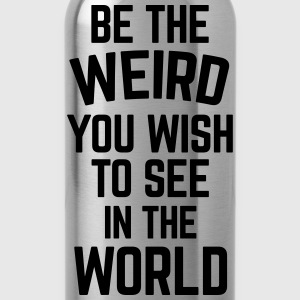 Be The Weird  Sweat-shirts - Gourde
