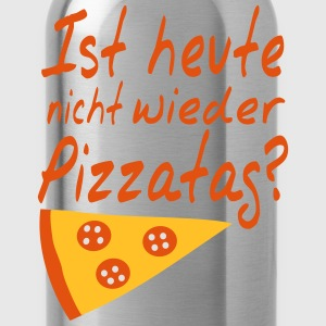 Pizza Tag T-Shirts - Trinkflasche