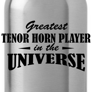 Greatest Tenor Horn Player in the universe Topy - Bidon