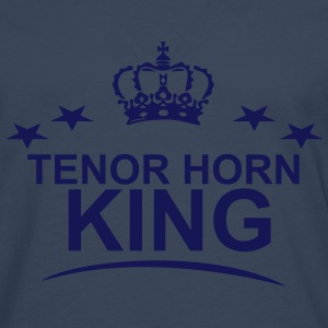 Tenor Horn King - Premium langermet T-skjorte for menn