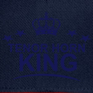 Tenor Horn King T-shirts - Snapbackkeps