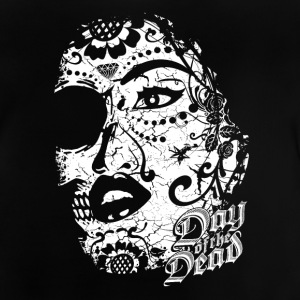 Sugar Lady - Day of the Dead Langarmshirts - Baby T-Shirt