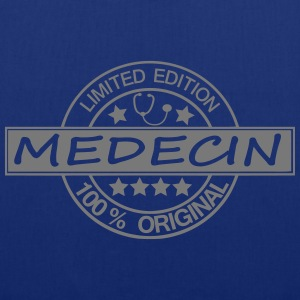 # medecin # limited edition 100% Tee shirts - Tote Bag