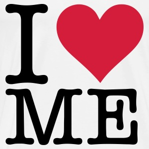 I love myself! Tops - Men's Premium T-Shirt