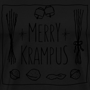 Merry Krampus und Nikolo Other - Men's Premium T-Shirt