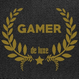 Gamer / Gaming / Gameuse / Esport / Jeux vidéo Tee shirts - Casquette snapback