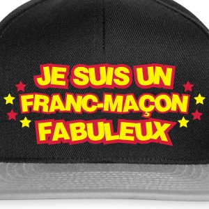 Franc-Maçonnerie / Franc Maçonnerie / Franc Maçon Tee shirts - Casquette snapback