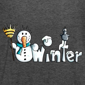 Happy Winter Pullover & Hoodies - Frauen Tank Top von Bella