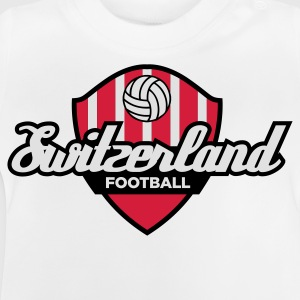 Voetbal top van Zwitserland Shirts - Baby T-shirt