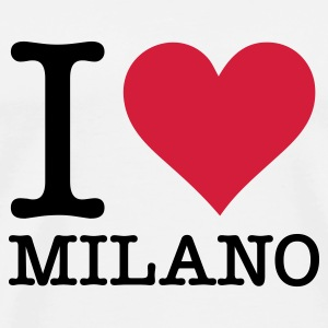 I Love Milan Other - Men's Premium T-Shirt
