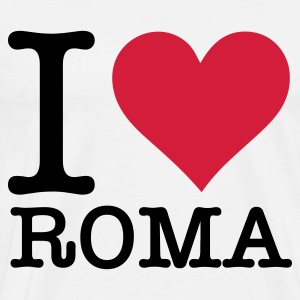 I love Rome Long Sleeve Shirts - Men's Premium T-Shirt