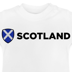 National Flag of Scotland T-shirts - Baby T-shirt