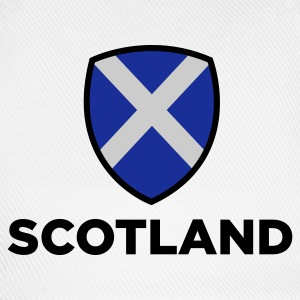 National Flag of Scotland T-shirts - Baseballkasket