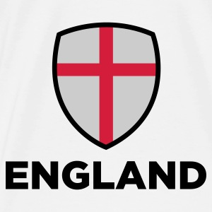 National flag of England Baby Bibs - Men's Premium T-Shirt