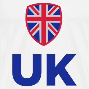 National Flag of the United Kingdom Sports wear - Men's Premium T-Shirt