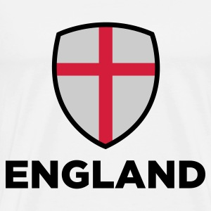 National flag of England Sports wear - Men's Premium T-Shirt