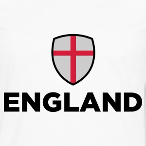 National flag of England Polo Shirts - Men's Premium Longsleeve Shirt