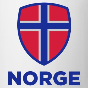 Drapeau national de la Norvège Sweat-shirts - Tasse