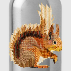 Red Squirrel Shirts - Water Bottle