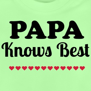 Papa Hoodies - Baby T-Shirt