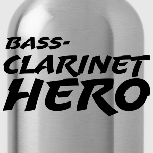 Bass Clarinet Hero Camisetas - Cantimplora