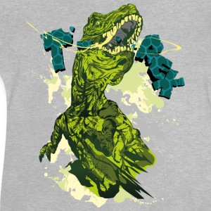 Animal Planet Teenager Langarmshirt Tyrannosaurus  - Baby T-Shirt