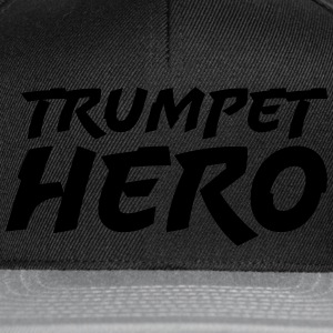 Trumpet Hero Tee shirts - Casquette snapback
