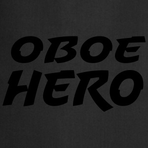 Oboe Hero T-shirts - Keukenschort